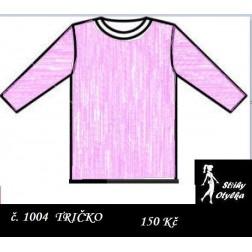 Tričko Naděžda