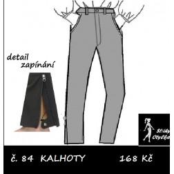Kalhoty sportovní, Aleš