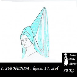 Zavití hlavy - henim Anežka
