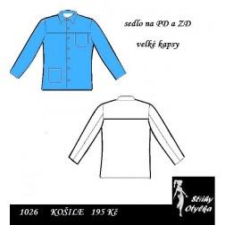 Košile Lidunka / Vítek