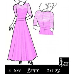 Šaty Elvíra