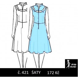 Šaty Tánička