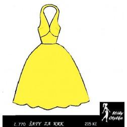 Šaty Aloisie