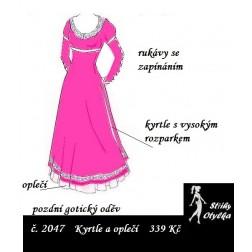 KYRTLE dámský svrchní oděv, Voršila
