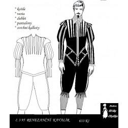 Oblečení renezančního šlechtice
