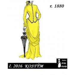 Dámské šaty s honzíkem Evelína