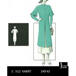 Kabát  Emilka