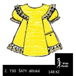 Šaty Klárka