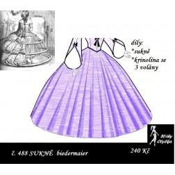 Dámská sukně Miluše
