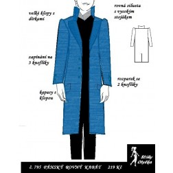 Pánský kabát Willy