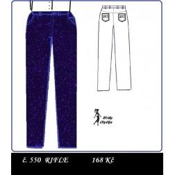 Riflové kalhoty Renata