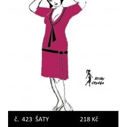 Šaty  Šárka