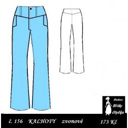 Kalhoty do sedla Běla