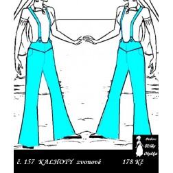 Kalhoty do sedla Alice