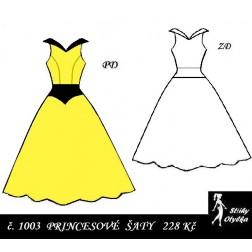 Šaty princesové, Patricie