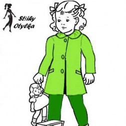 Kabátek Zlatuška