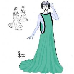 Surkotte - dámský svrchní oděv