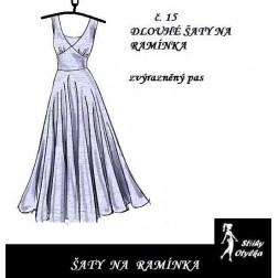Šaty Alžběta