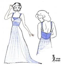 Šaty Anděla