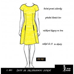 Šaty Broňa