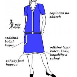 Šaty Káťa